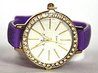 Часы на резиновом ремешке 00402