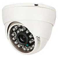 Видеокамера AHD купольная Tecsar 3HD-CAM 1M-20F-in