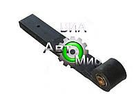 Лист №1 полурессоры П/П (635 мм) 9758-2912055-10