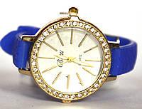 Часы на резиновом ремешке 00406