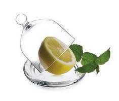 Лимонница (контейнер для лимона) прозрачная