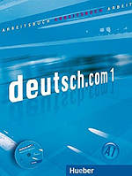 Deutsch.com 1, AB m. integ. CD z. AB