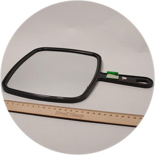зеркало с ручкой для заднего вида черного цвета