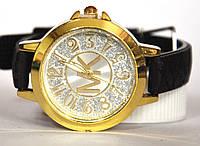 Часы на резиновом ремешке 00419