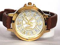 Часы на резиновом ремешке 00420