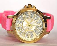 Часы на резиновом ремешке 00422