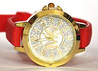 Часы на резиновом ремешке 00426