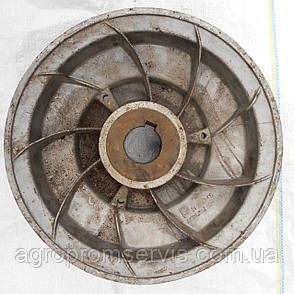 Шкив главного контрпривода комбайна СК-5 НИВА 54-2-167А (алюминиевый) (5-ти ручьевой), фото 2