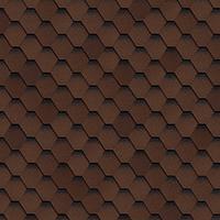 SHINGLAS Ультра Самба коричневый