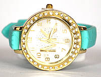 Часы на резиновом ремешке 00432