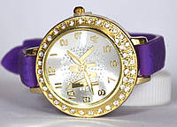 Часы на резиновом ремешке 00435