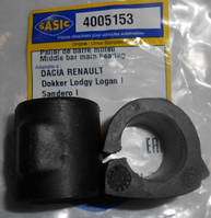 Втулки стабилизатора SASIC 4005153 на Renault Logan/Sandero - 6001547140, фото 1