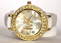 Часы на резиновом ремешке 00436