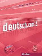 Deutsch.com 2, AB m. integ. CD z. AB