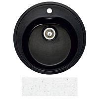 Кухонная мойка мрамор композит Fosto D510 SGA-203