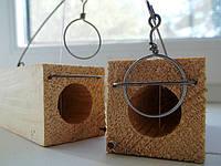Мышеловка Норка деревянная
