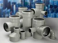 Трубы и фитинги для внутренняя канализации