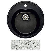 Кухонная мойка мрамор композит Fosto D510 SGA-210