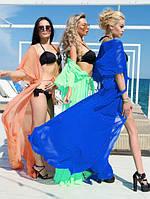 Женская Пляжная туника в пол, фото 1