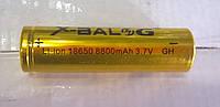Aккум. батарея Bailong Li-ion 18650 8800 mAh 3.7V Gold