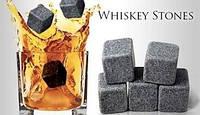 Охолоджуючі камені для віскі Whisky Stones