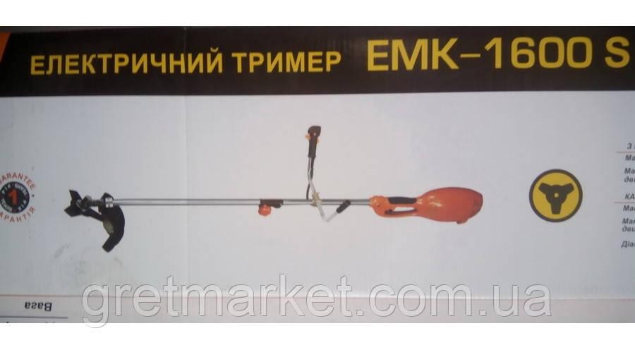 Электрокоса FORTE EMK-1600S