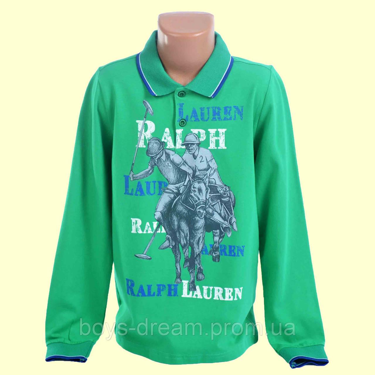 Батник для мальчика Ralph Lauren (Турция) (128-158).