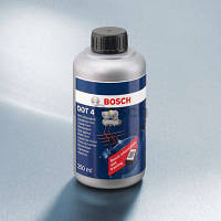 Тормозная жидкость Bosch DOT 4 0.25л