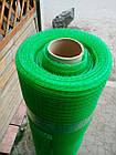 """Сетка вольерная """"Клевер"""", зеленая,Украина 2м*50м, фото 3"""