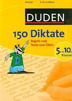 Duden, 150 Diktate, 5.-10. Klasse