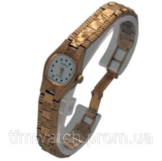 Женские часы Чайка кварц Россия