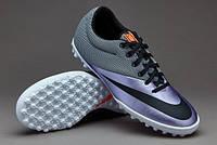 Сороконожки Nike MERCURIALX PRO TF , фото 1
