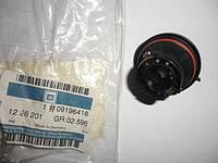 Патрон (гнездо, цоколь , держатель , крепление) лампочки поворотов в передней фаре OPEL COMBO CORSA-C General Motors 09196416 /