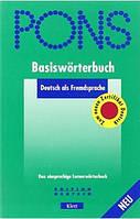 PONS Basisw?rterbuch. Deutsch als Fremdsprache.