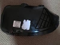 Подкрылок задний левый (облицовка колёсной коробки внутренняя задняя) , пластиковый , пластмассовый , штатный OPEL Astra-H 3 door hatch (хэчбэк)