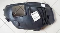 Подкрылок (облицовка колёсной коробки) передний левый передняя половинка (без лючка) GM 1106009 13125602 OPEL Astra-H 13110379