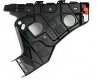 Направляющая (опора, рейка, кронштейн крепления) переднего бампера левая (у крыла) GM 1406302 1406063 13367890 13264472 13367892 OPEL Astra-J 5 door