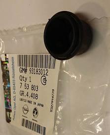 Кольцо уплотнительное резинометаллическое (сальник) трубки охлаждения АКПП к радиатору (маслоохладителю) GM 0753803 93183012 93743022 OPEL Astra-H/J