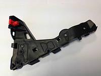 Направляющая переднего бампера левая (соединяет передний бампер с левым крылом и подкрылком) GM 1406547 24460283 OPEL Astra-H