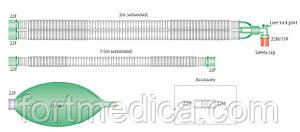 Контур дыхательный Compact II Intersurgical