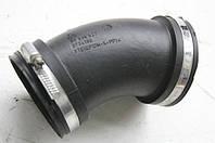 Патрубок гофрированный (гофра,шланг, трубка) воздухоочистителя от корпуса воздушного фильтра к расходомеру OPEL VECTRA-B X18XE1 Z18XE Z18XEL General