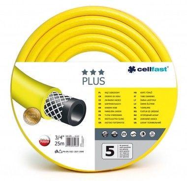 Шланг поливочный CellFast Plus 3/4 25 м