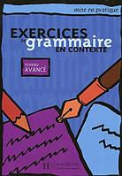 Grammaire - Avance'/ Livre