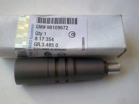 Стакан форсунки (втулка ГБЦ, держатель форсунки топливного инжектора) GM 0817354 5817585 98109672 97365696 Z17DTL Z17DTH OPEL ASTRA-G/-H CORSA-C COMBO