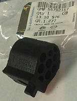 Буфер (демпфер , уплотнительная резинка) крепления радиатора охлаждения двигателя верхний GM 1310976 55702167 OPEL Astra-J Zafira-C Insignia Corsa-D