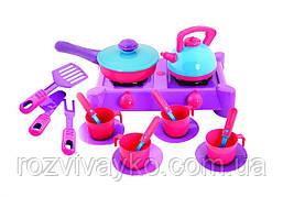 Kinderway Плита с посудой 04-413