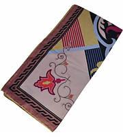 Женский платок 21124 ковка розовый