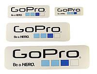 Наклейки стикеры GOPRO (white)