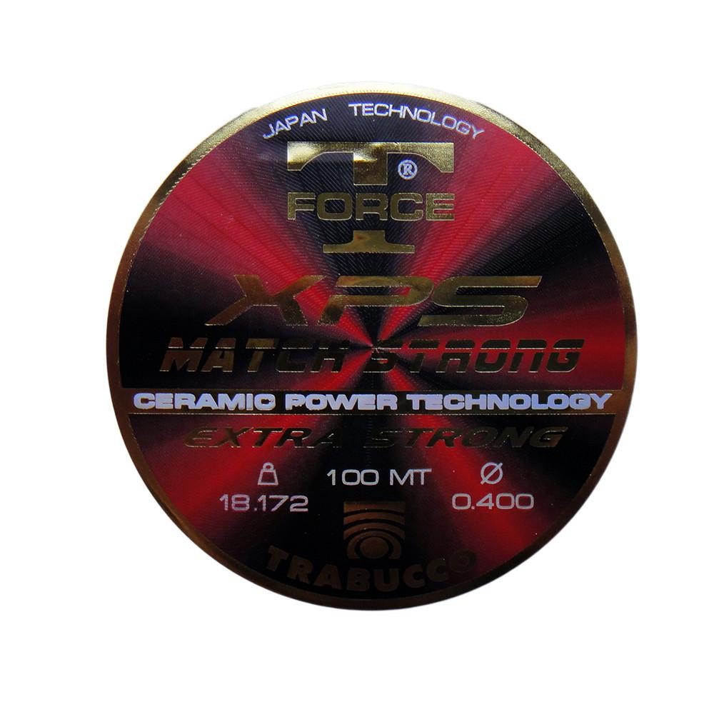 Леска TF XPS Match Strong 100mt. 0.60mm Trabucco
