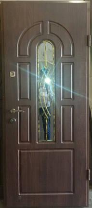 Входная дверь модель П5 124 vinorit-80 КОВКА , фото 2